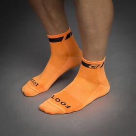 GripGrab Classic Low Cut Socks orange